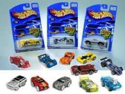HOT WHEELS AUTIC