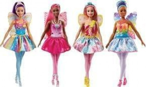 BARBIE DREAMTOPIA VILA FJC84